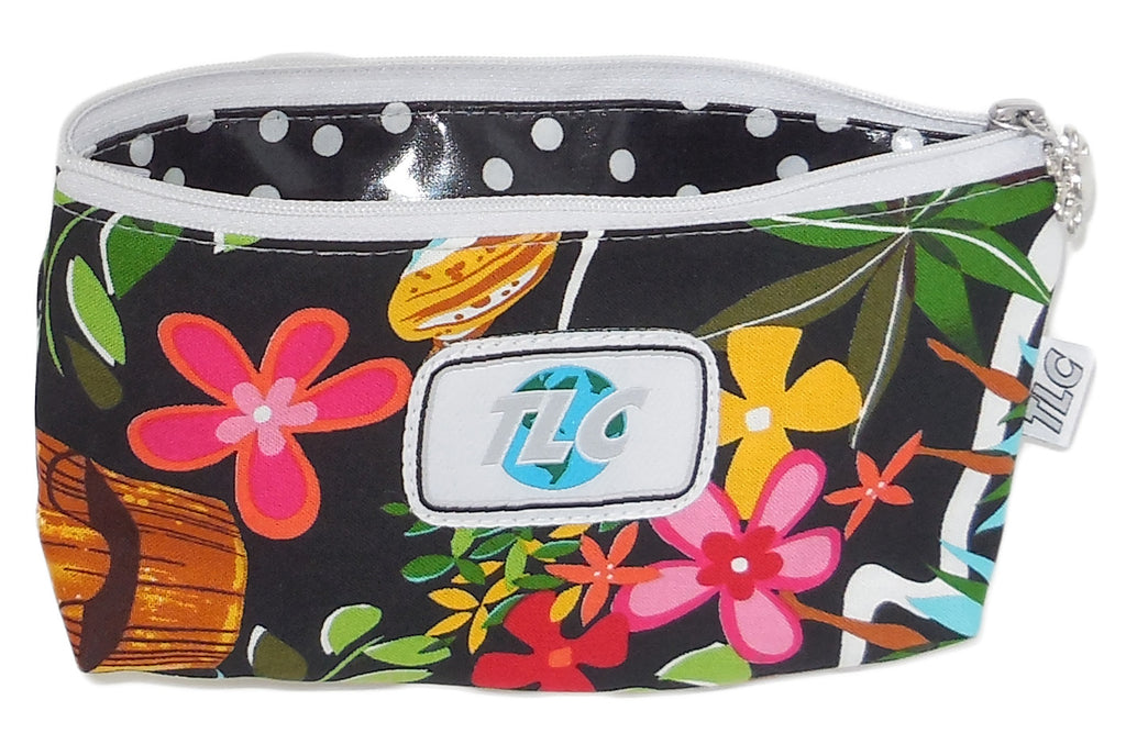 CIGSL - Aloha Cigar/Cosmetics Bag (Black)