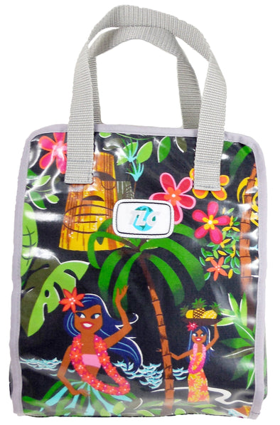TBSLH- Aloha Hanging Toiletry Bag