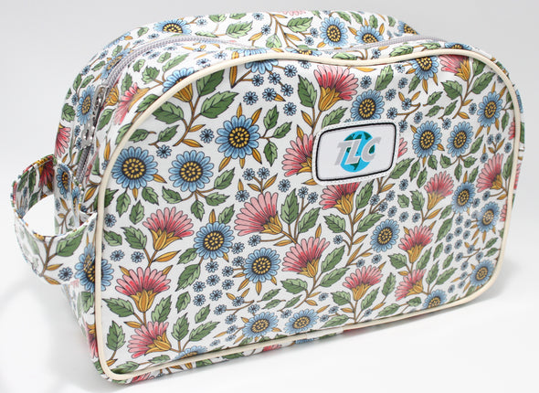 TBD - English Garden Double Slicker Classic Toiletry Bag