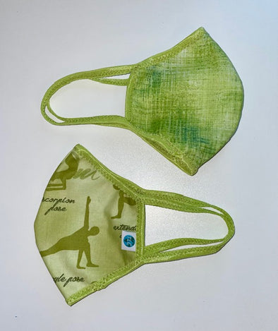 Face Mask (Behind the Ears) - Namaste Ultra Lightweight FM