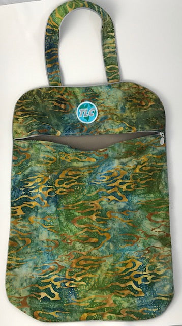 LB - Lightweight River Batik Laundry Bag