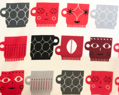 Fabric by the Yard - Coffee Break