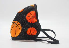 Face Mask (Behind the Ears) - Basketball Lightweight FM