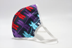 Face Mask (Behind the Ears) - Dragonfly Lightweight FM