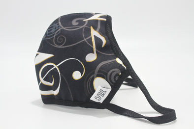 Face Mask (Behind the Ears) - Musicality Ultra Lightweight FM