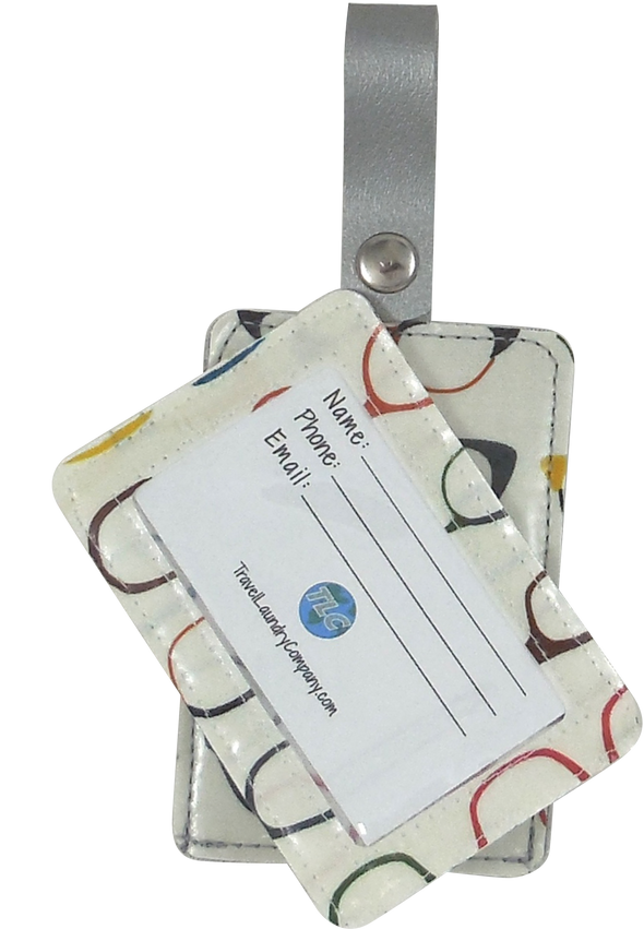 Luggage Tag Duo - 20/20