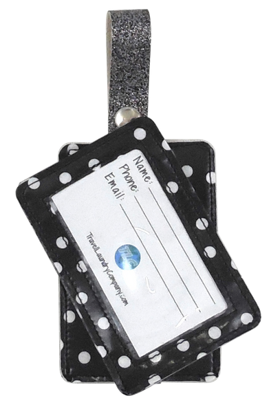 Luggage Tag Duo - Dotty