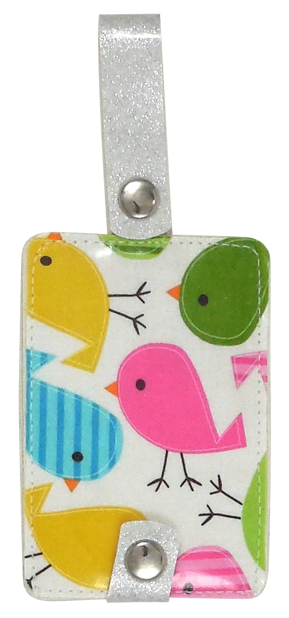 Luggage Tag Duo - Peeps