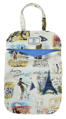 LW Euro Chic Laundry Bag