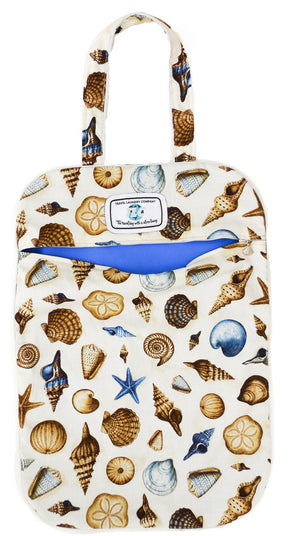 Lightweight Seashore Laundry Bag