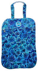 LW Poppy (Blue) Laundry Bag