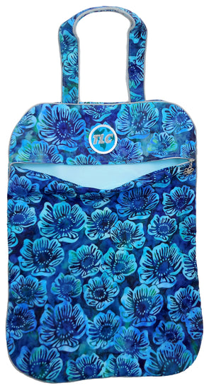 LB - Lightweight Poppy Batik Laundry Bag