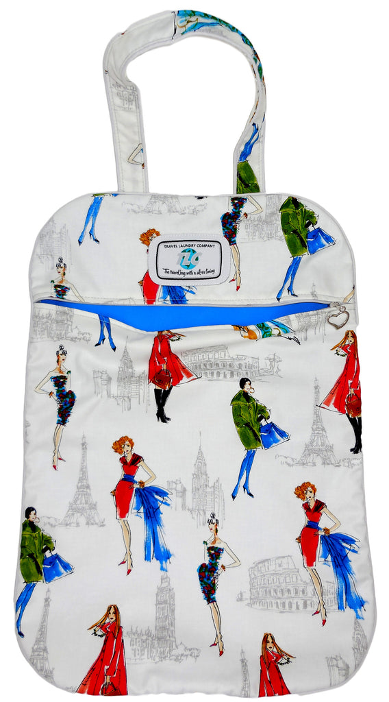 LW City Chic (Bright) Laundry Bag