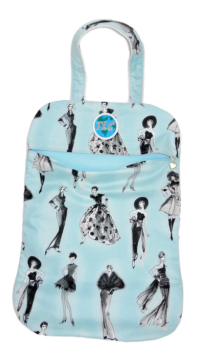 Lightweight Fashionista Laundry Bag