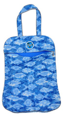 LW Lake Fishing Laundry Bag