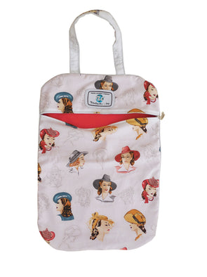 Lightweight Ladies Hat Laundry Bag