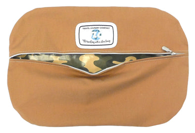 SBSL- Camouflage Slicker Shoe Bag