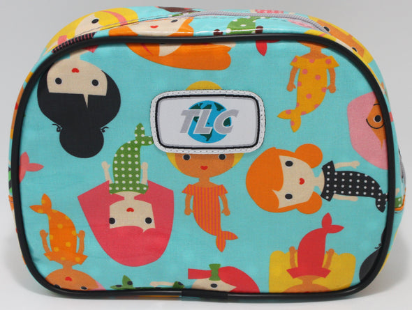 TBD - Mermaids Double Slicker Classic Toiletry Bag