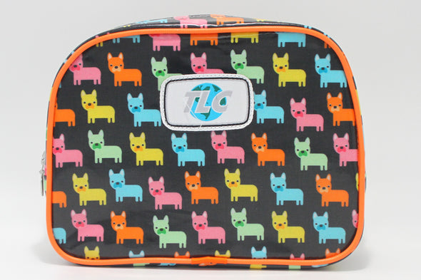 TBD - Puppy Love Double Slicker Classic Toiletry Bag