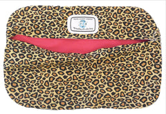 SBLW - Classic Leopard Shoe Bag (Hot Pink)