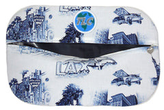 SBSL - I Love LA (Navy) Shoe Bag