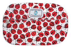 SBSL- Ladybug Slicker Shoe Bag