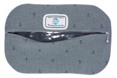 SBSL - Mini Anchors Shoe Bag