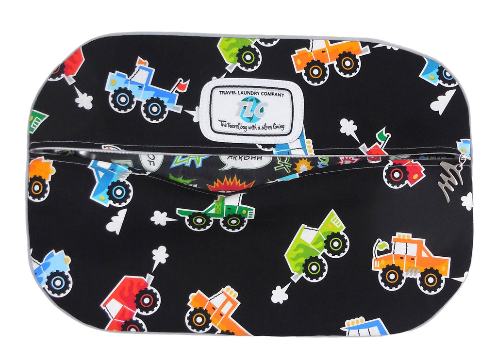 SBSL - Mini Monster Truck Shoe Bag