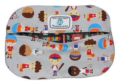 SBSL- Sports Kids Slicker Shoe Bag