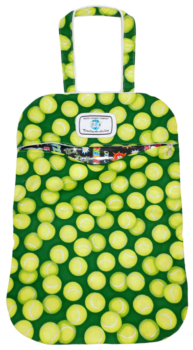 Slicker Tennis Ball Laundry Bag