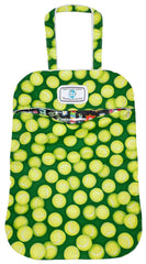 SL - Tennis Ball (Green) Slicker Bag