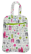 LB - Slicker Parisian Inspired Laundry Bags