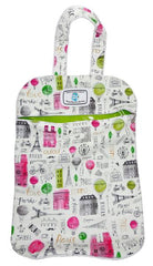 SL Parisian Inspired Laundry Bags