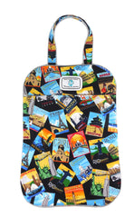 SL Postcards Laundry Bag