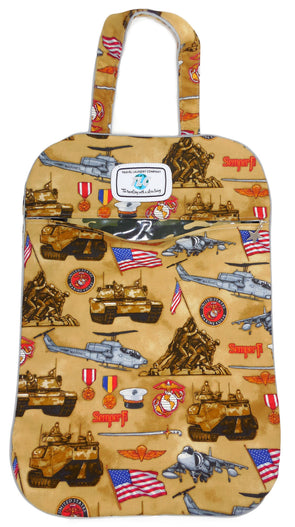 LB - Slicker Armed Forces Laundry Bag Collection
