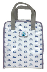 TBSLH - Bicycle Blues Hanging Toiletry Bag