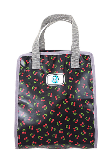 TBSLH- Cherry Bomb Hanging Toiletry Bag