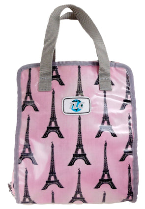 TBSLH- La Tour Eiffel Hanging Toiletry Bag