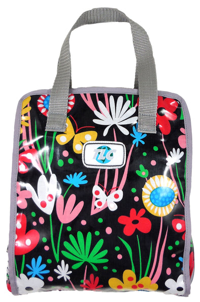 TBSLH- Flirty Flowers Hanging Toiletry Bag