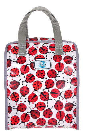 TBSLH- Lots O' Ladybugs Hanging Toiletry Bag