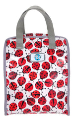 TBSLH - Lots O' Ladybugs Hanging Toiletry Bag