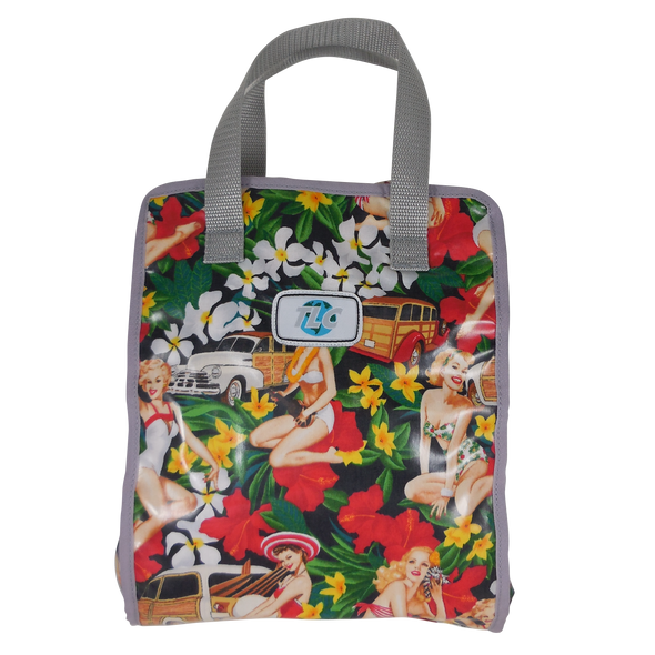 TBSLH- Mahalo Girls Hanging Toiletry Bag