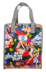 TBSLH - Mahalo Girls (Blue) Hanging Toiletry Bag