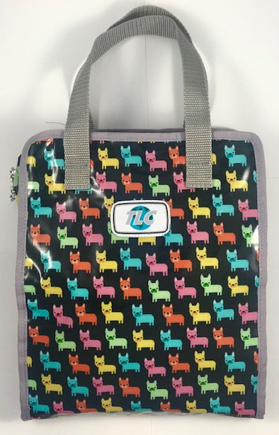 TBSLH-Sweet Pups Hanging Toiletry Bag