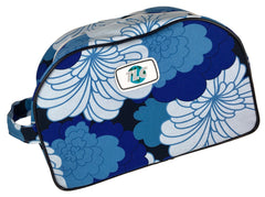 TBSL - Navy Flower Toiletry Bag