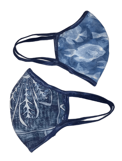 Face Mask (Behind the Ears) - Tribal Fish Ultra Lightweight FM