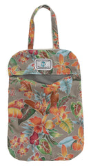 ULW Traditional Hawaiian (Natural) Laundry Bag