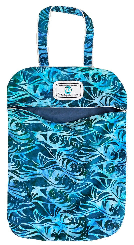 LB - Ultra Lightweight Wave Laundry Bag