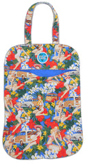 ULW Mahalo Girls (Blue) Laundry Bag