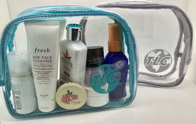Clear TSA Mini Tote